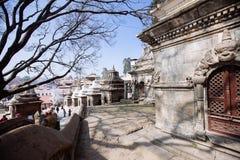 ναός του Κατμαντού Νεπάλ pashupat Στοκ Εικόνα