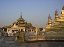 Ναός του Μιανμάρ Στοκ εικόνες με δικαίωμα ελεύθερης χρήσης