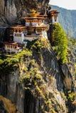 Ναός του Μπουτάν Στοκ Εικόνες