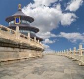 Ναός του ουρανού (βωμός του ουρανού), Πεκίνο, Κίνα Στοκ Φωτογραφία