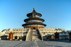 Ναός του ουρανού στο Πεκίνο στοκ εικόνες