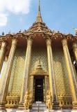 Ναός του σμαραγδένιου Βούδα (το Wat Phra Kaew), Ταϊλάνδη Στοκ φωτογραφία με δικαίωμα ελεύθερης χρήσης