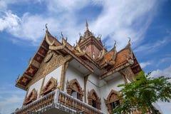 Ναός του τοπικού LAN Bupa στην αρχαία πόλη Chiang Mai, Ταϊλάνδη Στοκ Εικόνες
