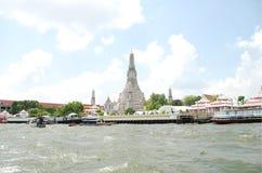 Ναός του Aron Wat της Μπανγκόκ Στοκ φωτογραφίες με δικαίωμα ελεύθερης χρήσης