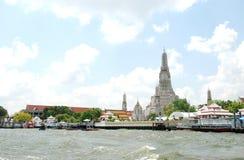 Ναός του Aron Wat της Μπανγκόκ Στοκ Φωτογραφίες