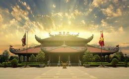 Ναός του Ben Duoc, Chi $cu σήραγγα στοκ φωτογραφία με δικαίωμα ελεύθερης χρήσης