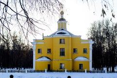 Ναός του Elijah ο προφήτης, Ryazan, Ρωσία στοκ φωτογραφίες