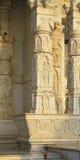 Ναός του Jaipur Vishnu Στοκ φωτογραφία με δικαίωμα ελεύθερης χρήσης
