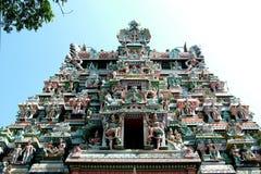 ναός του Madurai στοκ φωτογραφία με δικαίωμα ελεύθερης χρήσης