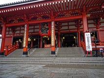 ναός Τόκιο sensoji Στοκ Φωτογραφίες
