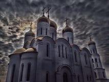 Ναός Στοκ φωτογραφία με δικαίωμα ελεύθερης χρήσης