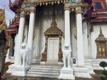 Ναός Amarin, στοκ εικόνα