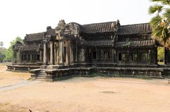 Ναός Angkor σύνθετος Στοκ Φωτογραφίες