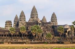 Ναός Angkor σύνθετος Στοκ φωτογραφίες με δικαίωμα ελεύθερης χρήσης