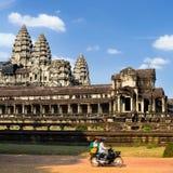 Ναός Angkor σύνθετος Στοκ εικόνα με δικαίωμα ελεύθερης χρήσης