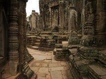 ναός angkor bayon Στοκ Φωτογραφία