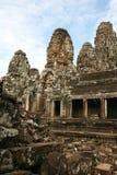 ναός angkor bayon thom Στοκ εικόνες με δικαίωμα ελεύθερης χρήσης