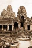 ναός angkor bayon thom Στοκ Φωτογραφία