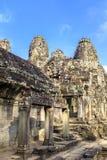 ναός angkor bayon wat Στοκ Εικόνα