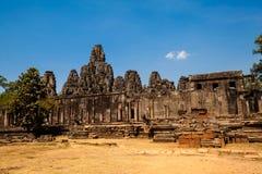 Ναός Angkor Thom Καμπότζη Bayon Στοκ φωτογραφία με δικαίωμα ελεύθερης χρήσης