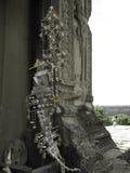 Ναός Angkor Thom, Καμπότζη Bayon Στοκ Εικόνες