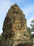 Ναός Angkor Thom, Καμπότζη Bayon Στοκ Εικόνα