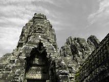 Ναός Angkor Thom, Καμπότζη Bayon Στοκ φωτογραφίες με δικαίωμα ελεύθερης χρήσης