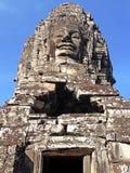 Ναός Angkor Thom Bayon αγαλμάτων Στοκ φωτογραφία με δικαίωμα ελεύθερης χρήσης