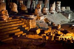 Ναός Apollon Στοκ Εικόνες