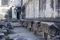 Ναός Apollon - Didyma/της Τουρκίας Στοκ εικόνες με δικαίωμα ελεύθερης χρήσης