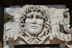 Ναός Apollon - Didyma/της Τουρκίας Στοκ φωτογραφίες με δικαίωμα ελεύθερης χρήσης