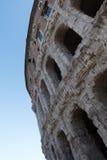 Ναός Apolo ` s και θέατρο του Marcello ` s - καταπληκτική Ρώμη, Ιταλία Στοκ φωτογραφίες με δικαίωμα ελεύθερης χρήσης