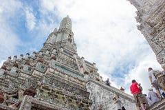 Ναός Arun Wat στην Ταϊλάνδη Στοκ Φωτογραφία