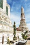 Ναός Arun Wat της Dawn - της Μπανγκόκ, Ταϊλάνδη Στοκ Εικόνες