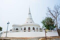 Ναός AsadangKhanimitr koh Sichang στοκ φωτογραφία