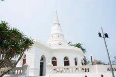 Ναός AsadangKhanimitr koh Sichang στοκ φωτογραφίες