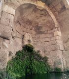 Ναός Asclepius σε Kos Στοκ εικόνα με δικαίωμα ελεύθερης χρήσης