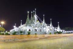 Ναός Asokaram, επαρχία Samutprakarn, Ταϊλάνδη Στοκ Εικόνα