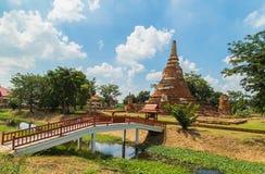 ναός ayutthaya υπέροχα στοκ φωτογραφία με δικαίωμα ελεύθερης χρήσης