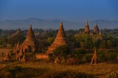 Ναός Bagan Στοκ φωτογραφία με δικαίωμα ελεύθερης χρήσης