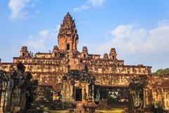 Ναός Bakong στο angkor wat Στοκ φωτογραφία με δικαίωμα ελεύθερης χρήσης