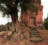 Ναός Bakong Στοκ Εικόνες