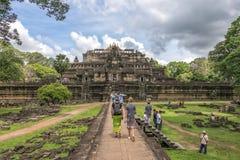 Ναός Balphuon σε Angkor Wat, Καμπότζη Στοκ Εικόνες