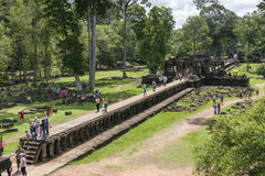 Ναός Balphuon σε Angkor Wat, Καμπότζη Στοκ εικόνα με δικαίωμα ελεύθερης χρήσης