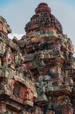 Ναός Banteay Srei ναών των γυναικών Στοκ εικόνες με δικαίωμα ελεύθερης χρήσης
