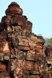 Ναός Banteay Srei σε Angkor Στοκ εικόνες με δικαίωμα ελεύθερης χρήσης