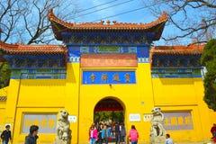 Ναός Baotong Στοκ φωτογραφίες με δικαίωμα ελεύθερης χρήσης