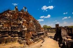 Ναός Baphuon σε Angkor Καμπότζη Στοκ φωτογραφίες με δικαίωμα ελεύθερης χρήσης