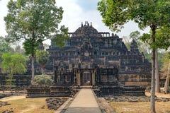 Ναός Baphuon σε Angkor σύνθετο, Καμπότζη Στοκ φωτογραφία με δικαίωμα ελεύθερης χρήσης