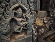 Ναός Bayon σε Angkor Thom, Siemreap, Καμπότζη Στοκ εικόνα με δικαίωμα ελεύθερης χρήσης